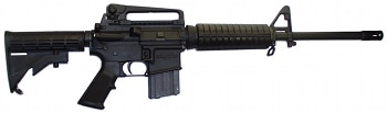 semi automatic rifle ar-15