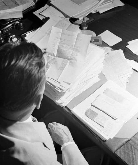 How To Write Your Congressman | The Art Of Manliness