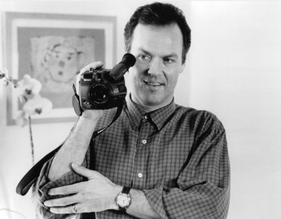 my life movie michael keaton holding video camera