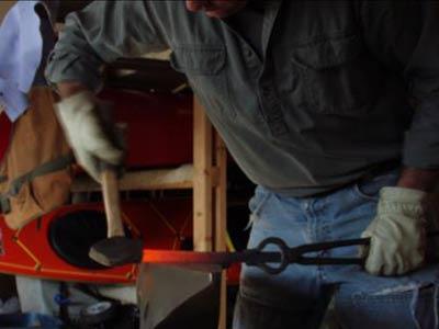 Blacksmithing for Beginners | The Art of Manliness