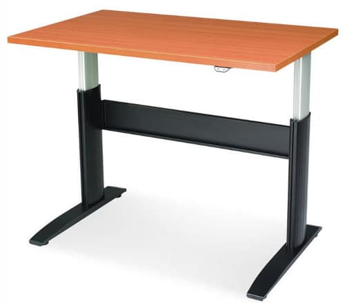 New Heights Electric Sit to Stand standing Desk