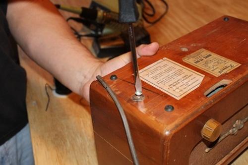 Useful Pc Vintage Mp3 Radio Speaker Convertion