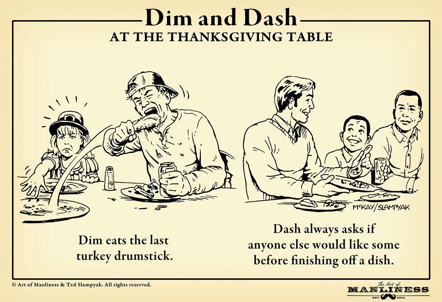 Thanksgivingdimdash