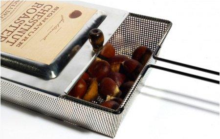 Chestnuts roaster.