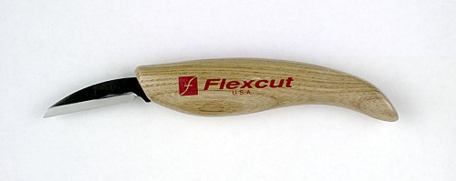 flexcut specialty whittling knife small blade