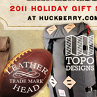 Thumbnail image for Art of Manliness x Huckberry Holiday Gift Shop Giveaway