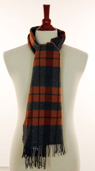 A mans guide to the scarf the art of manliness how to tie scarf overhand knot ascot ccuart Gallery