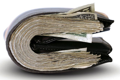 A Man's Wallet