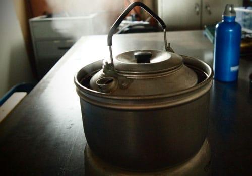 Trangia stove.
