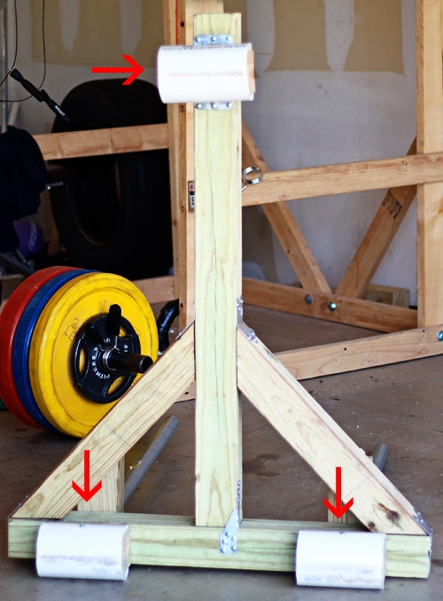How To Make A Prowler Sled The Art Of Manliness