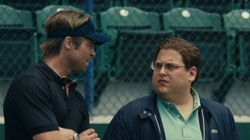 moneyball movie brad pitt