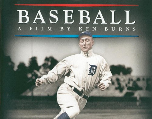 baseball documentary ken burns ty cobb cover