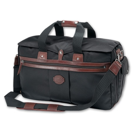 Filson Carry-On luggage bag.