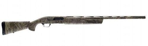 Vintage semi automatic shotgun illustration.
