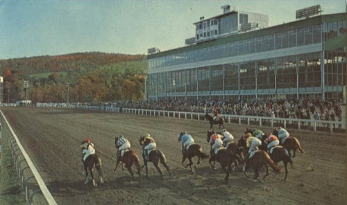Horse racing competition.