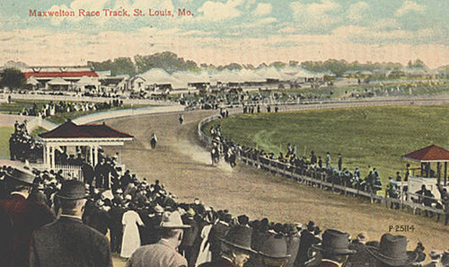 Growing Up I Never Visited A Horse Track Or Saw Single Race
