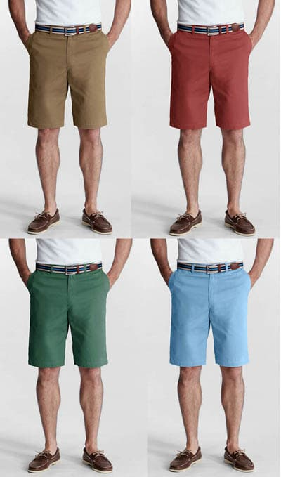 Man's Guide to Wearhing Shorts | The Art of Manliness