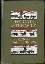 Book cover of Call of the Wildby Jack London.