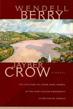 Book cover of JAYBER Crowby Wendell Berry.