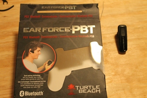 Vintage bluetooth earpiece and removing the chip.