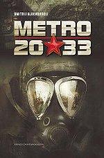 Book cover of Metro 2033byDmitry Glukhovsky.