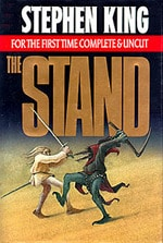 Book cover of The Standby Stephen King.