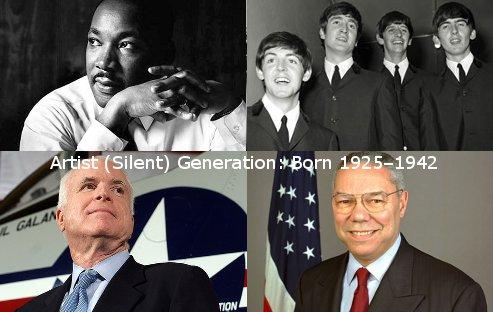 Silent mature generation