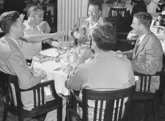 Essential Etiquette for Young Men   The Art of Manliness