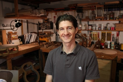 tom bills luthier guitar maker