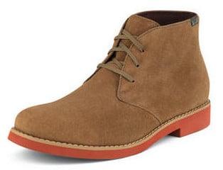 Chukka or desert boots.