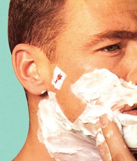 Shaving Nicks & Cuts: How to Treat Them | The Art of Manliness