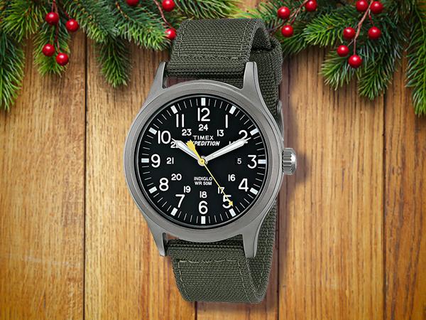 Timex's Field watch.