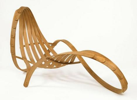 Chair created by some design students in the UK.