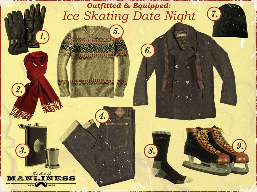 what to wear for ice skating