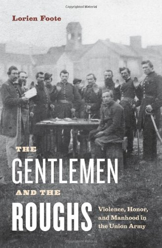The gentlemen and the roughs book cover written by Dr. Lorien Foote.