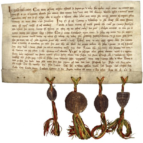 charter of privileges Wrocław (Silesia) Duke Henry III in 1261