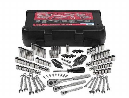 Craftsman wrench set.
