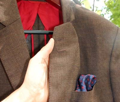 Inspect & look for the details in clothing - if they are there you can bet the manufacturer did right in places you can't see.