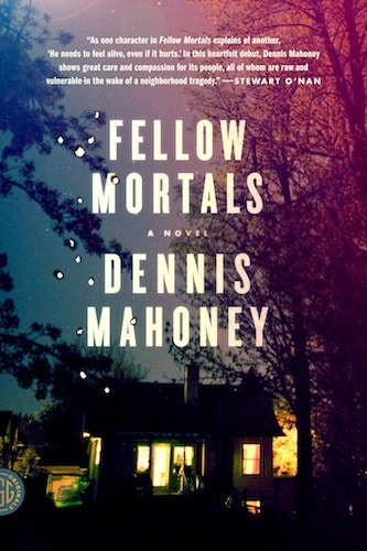 fellow mortals book cover dennis mahoney