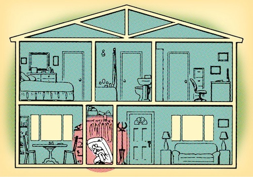 How to survive a tornado the art of manliness for How do you start building a house