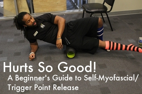 guide to trigger point release myofascial release