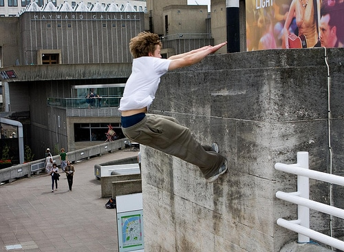 Parkour for Beginners: The Ultimate Guide | The Art of Manliness