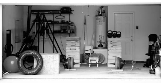 Podcast the garage gym athlete art of manliness