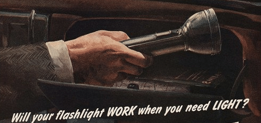 A Primer on Flashlights: Every Man Should Carry a Torch | The Art of Manliness