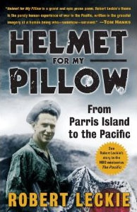 Helmet for my pillow by Robert Leckie, book cover.