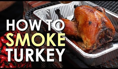 how to cook a turkey video