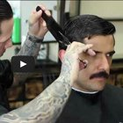 Thumbnail image for Shave and a Haircut: Razorbacks Barbershop [VIDEO]