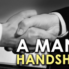 How to Give a Manly Handshake [VIDEO]