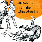 Don Draper Judo: Unarmed Self-Defense from the Mad Men Era