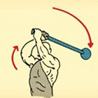 Thumbnail image for Train Like an Ancient Hindu Warrior: The Steel Mace Workout
